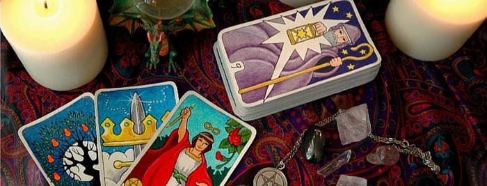 Learning  The Tarot   with Maureen Barrass
