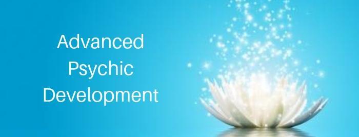 Advanced Certificate Course - Psychic Development