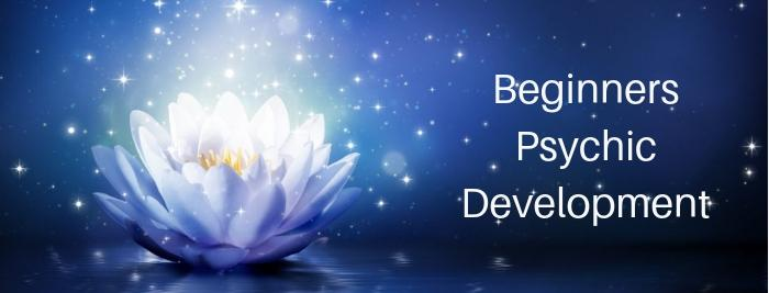 Beginners Certificate Course - Introduction to Psychic Development