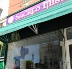Sacdred Mist Shop front