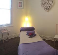 Sacred Mist Massage Room