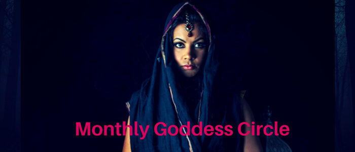 Monthly Goddess Circle with Jagriti
