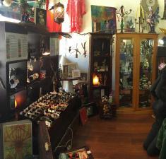 Sacred Mist Shop