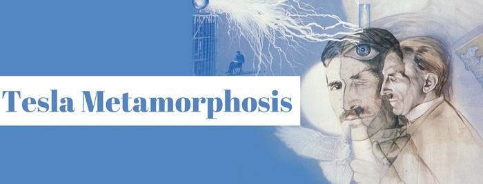 Discover & Experience Tesla Metamorphosis with Anya Petrovic