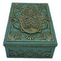 Hamsa Tarot Box