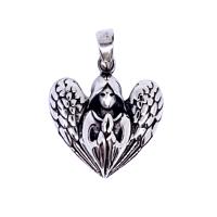 Praying Angel - Silver