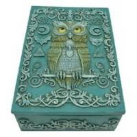 Owl Tarot Box