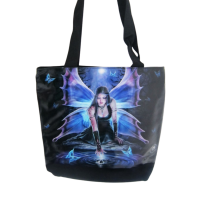 Immortal Flight Tote Bag