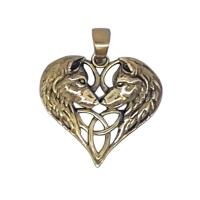 Wolves Heart - Bronze