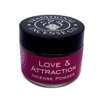 Love & Attraction Incense Powder