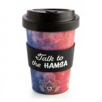 Eco-Cup Talk to the Hamsa