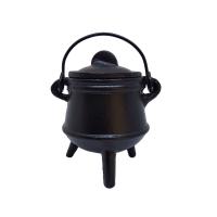 Cauldron with Lid