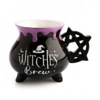 Witches Brew Cauldron 3D Mug