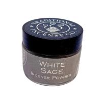 White Sage Incense Powder
