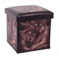 Loyal Companions Storage Stool