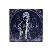 Gothic Siren Coaster