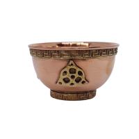Copper Bowl - Triquetra