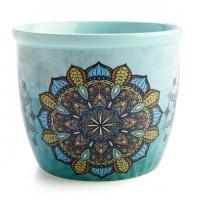 Mandala Smudge Bowl