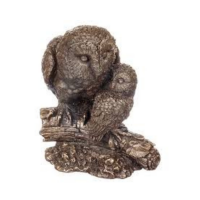 Owl - Parent & Cub